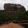 スリランカの世界遺産・シギリヤロックを登る