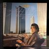 RECORD 101 CBS SONY RECORDS EIKICHI YAZAWA/A DAY