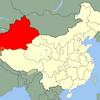 中国とウイグル自治区