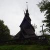 ノルウェー「ベルゲンの郊外~スターヴ教会~」の思ひで…