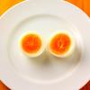 卵をたべて育毛活動