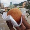 コロンビアでは何が食べられているの?その1 揚げパンbuñueloブニュエロ