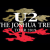 The Joshua Tree Tour 2019