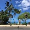 【旅行】ハワイ1日目【回るレストラン】