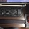 PC作業で手首が痛い・疲れるので、キーボード用リストレストを買ってみました。