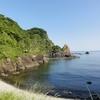 新温泉町 浜坂から鳥取へジオパークポタリング3
