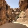 中東旅行4日目。ーヨルダン、ペトラ遺跡ー