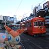 正月旅行(松山) 夏目漱石のロマン 坊っちゃん列車と松山城と・・・