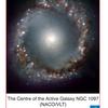 ザ・サンダーボルツ勝手連    [The Activities of NGC 1097    NGC1097の活動]