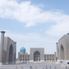 ウズベキスタン旅行記(23) サマルカンド散策(JKこわい編)