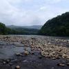 北海道 道北の河川 ガイドフィッシングの旅(2日目)