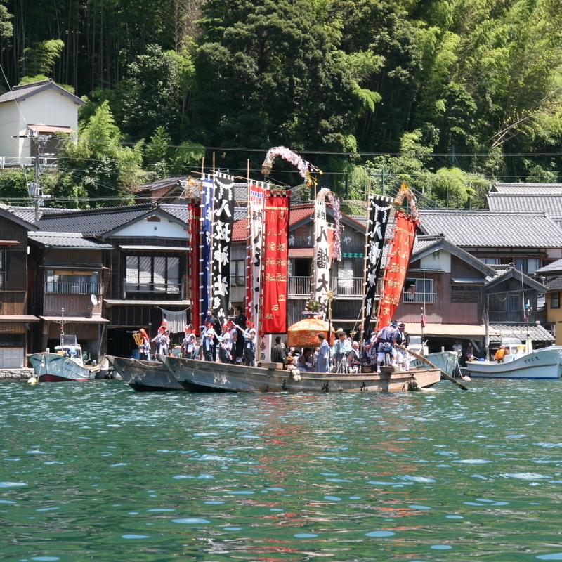 """京都のもうひとつの祇園祭~""""海の祇園祭""""とも呼ばれる伊根祭~"""