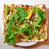 「タコとアボカドのジェノペーゼ・ピザ」のご紹介