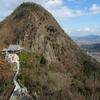 我拝師山(481m)・・・香川県 善通寺市