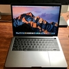 MacBook Pro 13 Late 2016 with Touch Barのレビュー