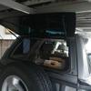 ガラスハッチオープナー付き!狭い場所でもトランクが使える♪何気に便利なテラノレグラスのガラスハッチについて