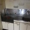 残地物確認・供用部照明をLED化へ・実験・洗濯機パンごまかしw