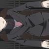 ID:INVADED 12話 横たえる本堂町ちゃん