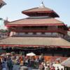 ネパ-ルの宮廷と寺院・仏塔 第21回