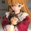 ロリアスカ(惣流)のフィギュア無いから自作する その①【エヴァ】【フィギュア改造】