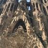 バルセロナ観光メインのサグラダ・ファミリア その2