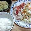 暑い季節対応のレンチン調理二品。「昨日食べた物」「簡単レシピ」