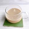 のうれんプラザ近辺にてアーモンドミルクラテ☆緑と調和したカッコいい空間【カフェ】