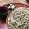 【そば処 白山】それは松本の地元民が通うボリューム大満足な蕎麦屋だった。