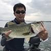 琵琶湖 灼熱