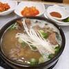 【釜山_釜田市場】ホロホロお肉たっぷりのカルビタン!