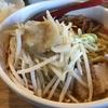 味噌麺処 楓『あえめん+ライス』