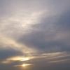 2016年10月14日(金)6:17分の空