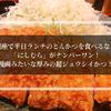 銀座で平日ランチのとんかつを食べるなら「にし邑」がナンバーワン!漫画みたいな厚みの超ジュウシイかつ!