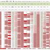 新型コロナウイルス、国別・人口あたり新規感染者数(4月21日現在) / List of COVID-19 cases per population by country, as of April 21