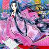 「文姫」スキャン取り直し画像アップ:ブログ開設イラスト復帰時の回顧録