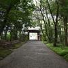 秋篠寺/奈良の苔寺。日常をすこし離れて苔青し。往時の大寺院もいまはひっそりしています。