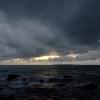 羽越・磐西撮影旅行(7):黒い海と心象風景の乖離,熟考の末に。
