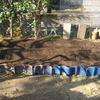 【家庭菜園】畑、整地完了