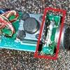ジャンクのイヤホンマイクをピンマイクに改造する