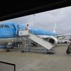 【搭乗記】KLM、AMS→WAW B737エコノミー