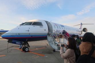 伊丹空港ANAラウンジとIBEXエアラインズ41便(ANA 3141便)搭乗記(伊丹8:05→大分9:05)