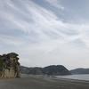BMW320dツーリングで紀伊半島一周 その2 獅子岩、七里御浜
