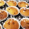 【料理・お菓子】チョコチップマフィン