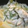 豚生姜焼きの肉で作る、野菜と豚肉のエストラゴン・バターのホイル包焼き