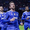 【採点】 2016/17 UEFA CL 第5節 セビージャ対ユベントス