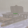 Ark PvP Plant X イカダ戦艦のコスト -- とりあえず 950 Wood で簡易版を