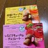 ロッテ:とろっと(いちごリキュールのチョコレート/柑橘リキュールのチョコレート)/クランキースナッキーボール/クランキースナッキーボールいちご
