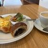 朝はパン、パンパパン@パン屋でモーニングサービス