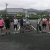 ロードバイク - 三味線R 天啓周回練 (8周回DNF)