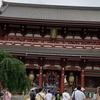 いつも通りなら昨日は隅田川花火大会、浅草寺はホオズキ市だったはず。
